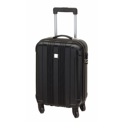 Picture of VERONA TROLLEYSUITCASE in Black