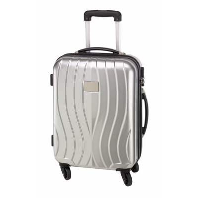 Picture of ST TROPEZ TROLLEY CASE in Silver