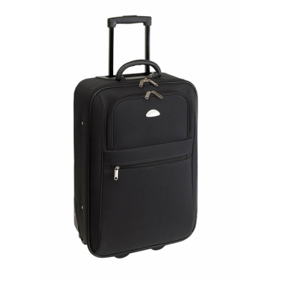 Picture of TROLLEY BOARD SUITCASE in Black