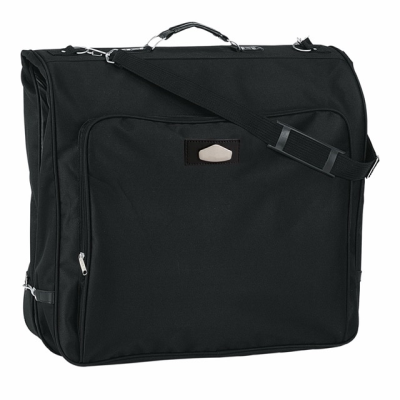 Picture of LASER PLUS GARMENT BAG SUIT CARRIER in Black