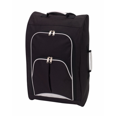Picture of VIENNA TROLLEY CASE in Black