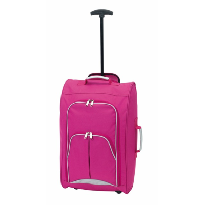 Picture of VIENNA TROLLEY CASE in Pink