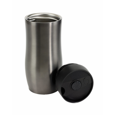 Picture of CLASSICO FLASK in Silver