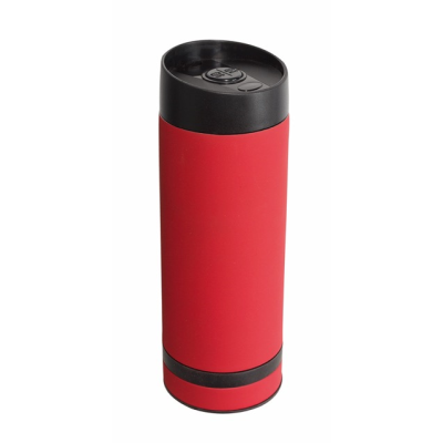 Picture of FLAVOURED FLASK in Red