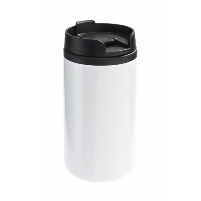 Picture of TAKE FAST TRAVEL MUG in White
