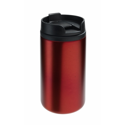 Picture of TAKE FAST TRAVEL MUG in Red