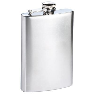 Picture of HIP FLASK in Stainless Steel Metal