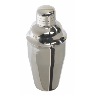 Picture of HAPPY HOUR COCKTAIL SHAKER in Stainless Steel Metal