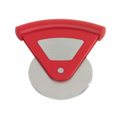 Picture of USEFUL PIZZA CUTTER in Red