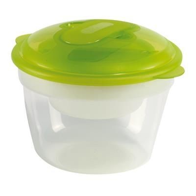 Picture of FRESH & COLD BOWL SET with Freezer Pack in Clear Transparent