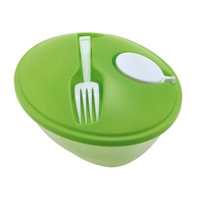 Picture of SALAD BOWL EAT FRESH in Apple Green
