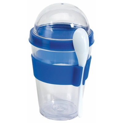 Picture of YOGURT PARFAIT STORAGE in Blue