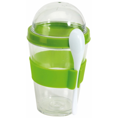 Picture of YOGURT PARFAIT STORAGE in Apple Green