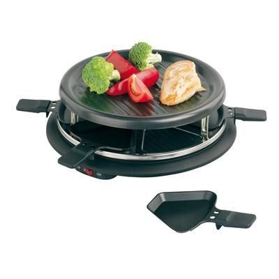 Picture of FAMILY RACLETTE GRILL in Black