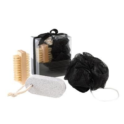 Picture of SWEETS HARMONY WELLNESS SET in Black