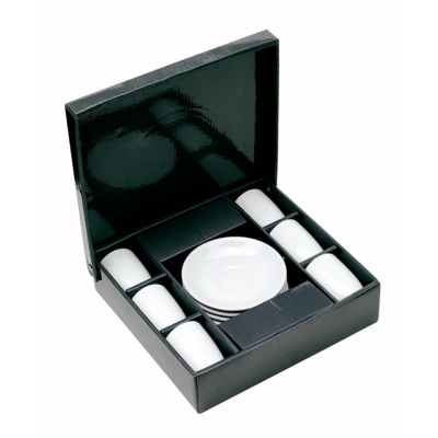 Picture of BUONGUSTO 6 PIECE ESPRESSO CUP SET