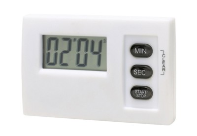 Picture of MAGNETIC LCD TIMER with Digital Display