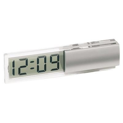 Picture of DESK CLOCK with Large LCD Display