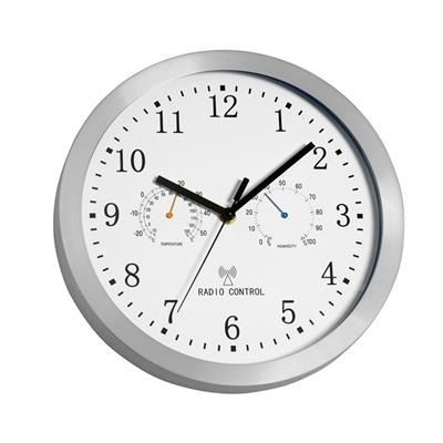Picture of EXACTLY RADIO REMOTE CONTROLLED WALL CLOCK