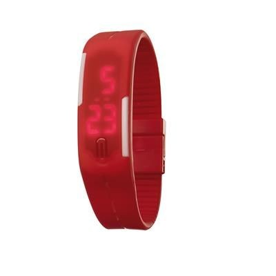 Picture of TIME WRIST WATCH in Red