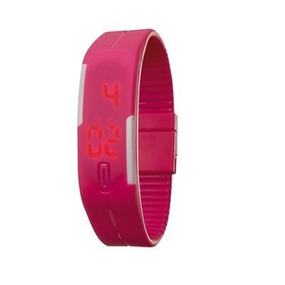 Picture of TIME WRIST WATCH in Pink