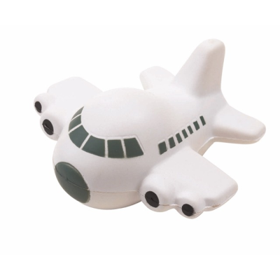 Picture of STRESS AEROPLANE in White & Grey