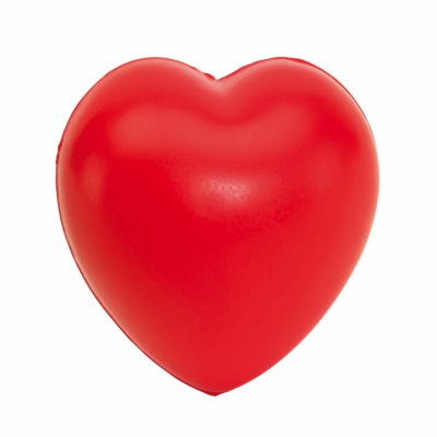 Picture of AMOR ANTI STRESS HEART in Red