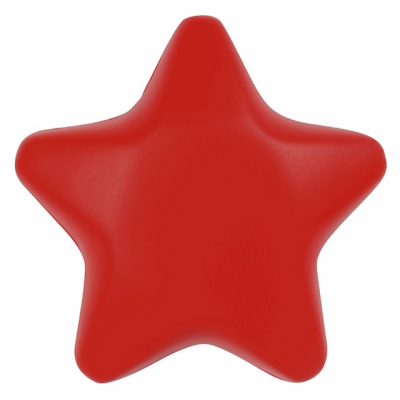 Picture of STARLET STRESS ITEM in Red