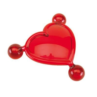 Picture of FOR TWO HEART SHAPE MASSAGER in Red