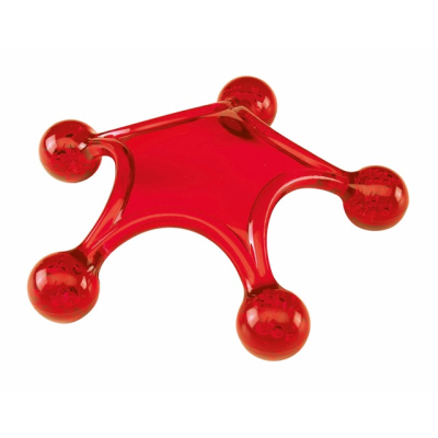 Picture of STARFISH MASSAGER in Red