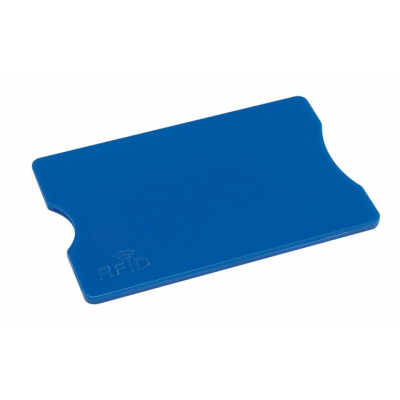 Picture of PROTEC RFID CARD HOLDER in Blue