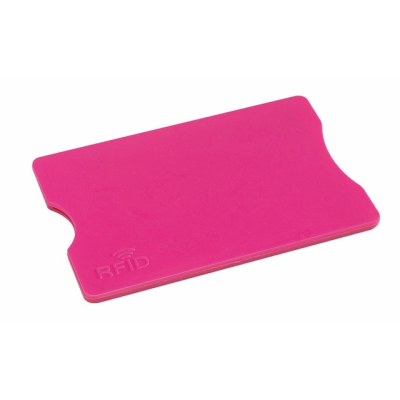 Picture of PROTEC RFID CARD HOLDER in Magenta