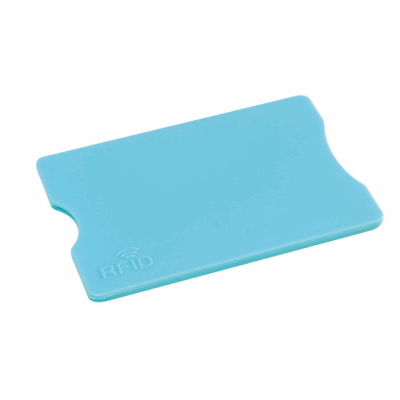 Picture of PROTEC RFID CARD HOLDER in Turquoise