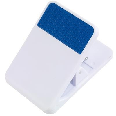 Picture of MAGNETIC CLIP TO DO FOR MEMO in Blue