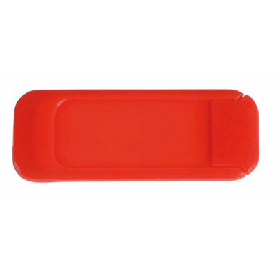 Picture of HIDE WEBCAM COVER in Red