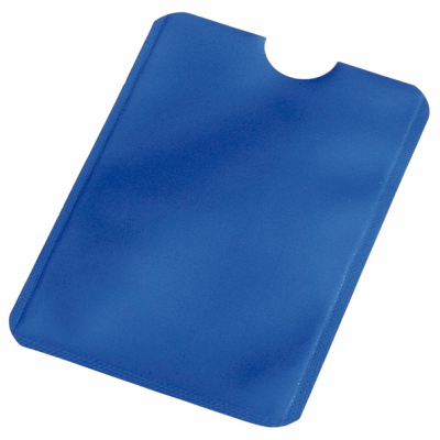 Picture of EASY PROTECT CREDIT CARD SLEEVE in Blue