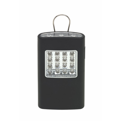 Picture of BRIGHT HELPER LED WORK LIGHT TORCH in Black