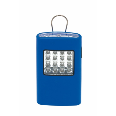 Picture of BRIGHT HELPER LED WORK LIGHT TORCH in Blue