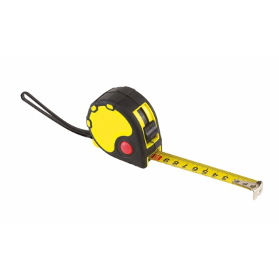 Picture of TAPE MEASURE in Yellow & Black