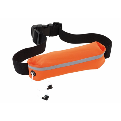 Picture of SEE ME SPORTS WAIST BAG in Orange