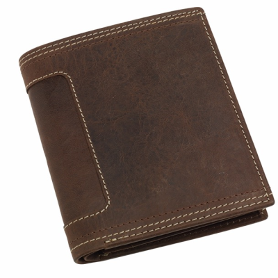 Picture of GENUINE LEATHER WALLET WILD STYLE