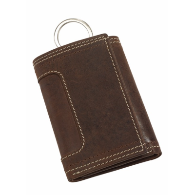 Picture of WILD STYLE GENUINE LEATHER KEY POUCH