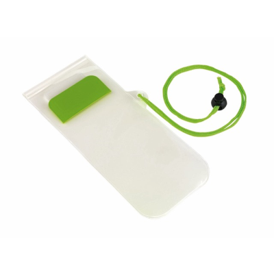 Picture of SMART SPLASH PHONE BAG in Apple Green