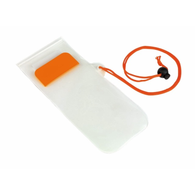 Picture of SMART SPLASH PHONE BAG in Orange