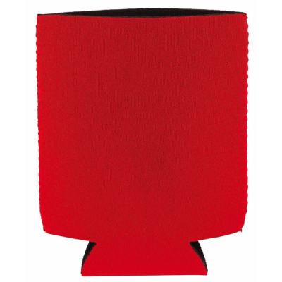 Picture of STAY CHILLED COOLER SLEEVE in Red