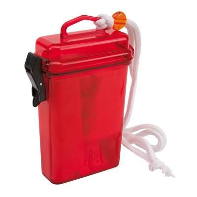 Picture of GUARDIAN FIRST AID KIT in Red