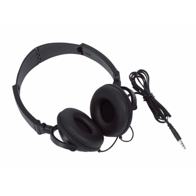 Picture of PADDED HEADPHONES in Black