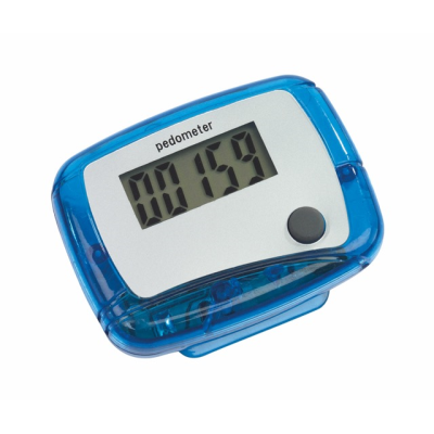 Picture of EASY RUN PEDOMETER in Blue