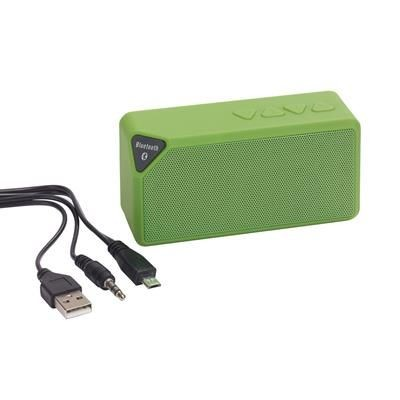 Picture of BLUETOOTH-MP3 LOUD SPEAKER in Green