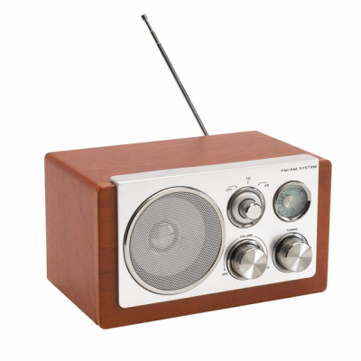 Picture of AM & FM RADIO CLASSIC with Elegant Wood Design